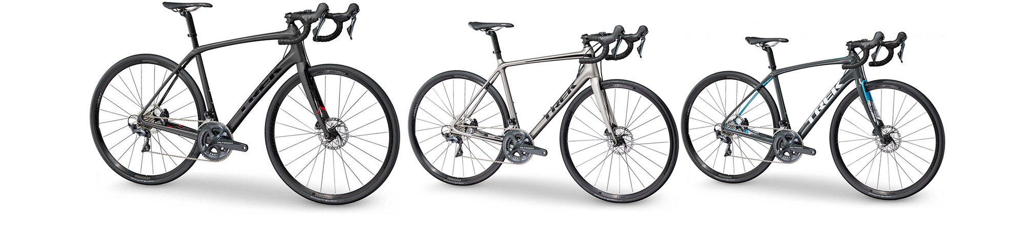 Trek demo bikes will be available to try and ride