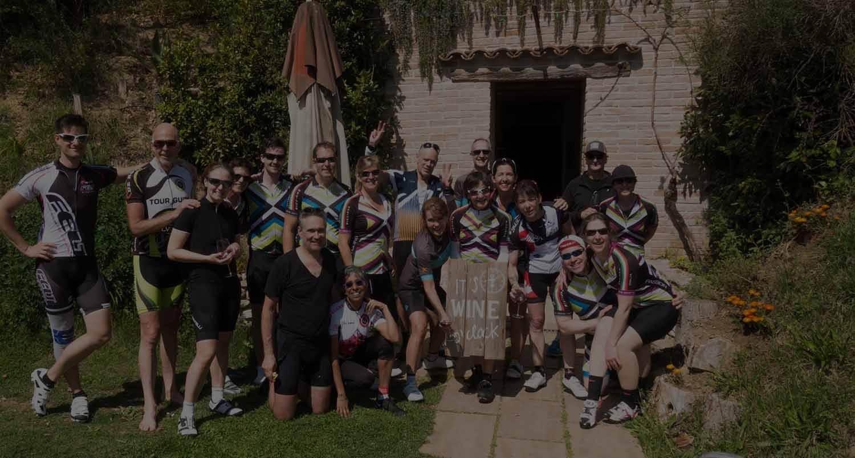 An all-inclusive seven day gourmet bike ride in Riccione Italy