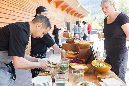Cooking classes with award-winning chefs